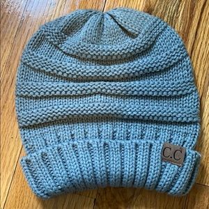 🍍gray knit hat 🍍